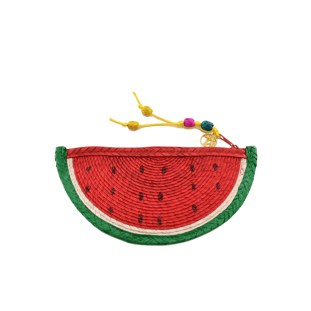 Juicy Watermelon Clutch