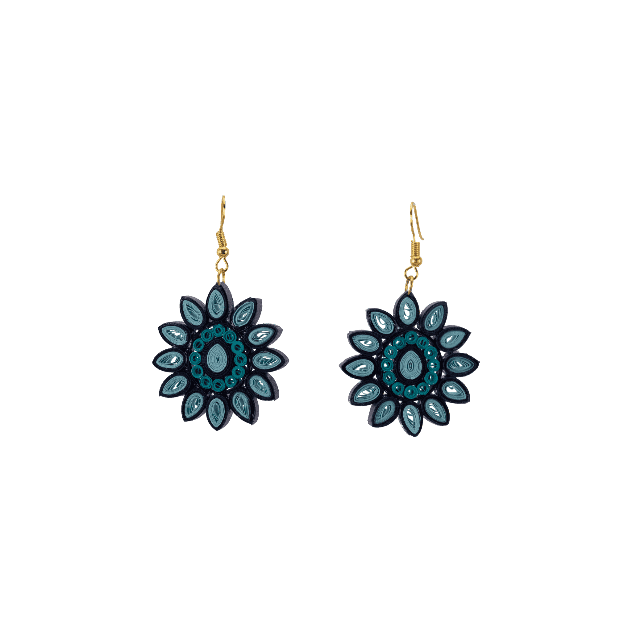 Click to shop all - Kathy Quilled Earrings
