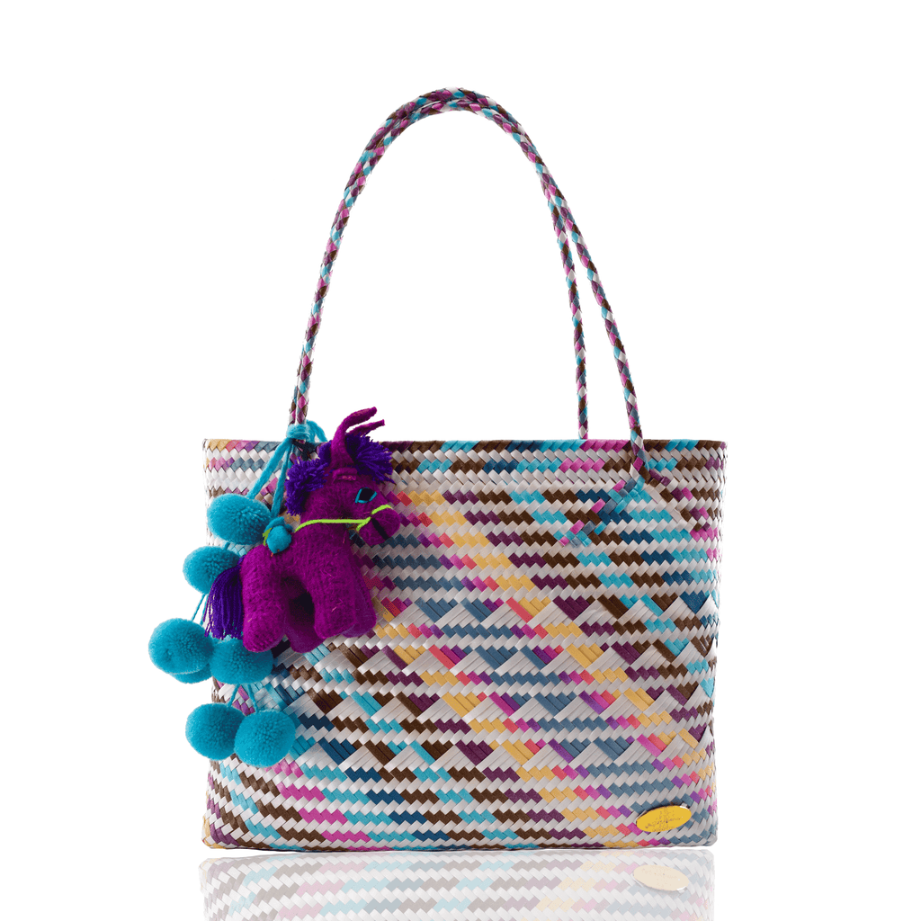 Carnaval Land Bag in Donkey - Josephine Alexander Collective