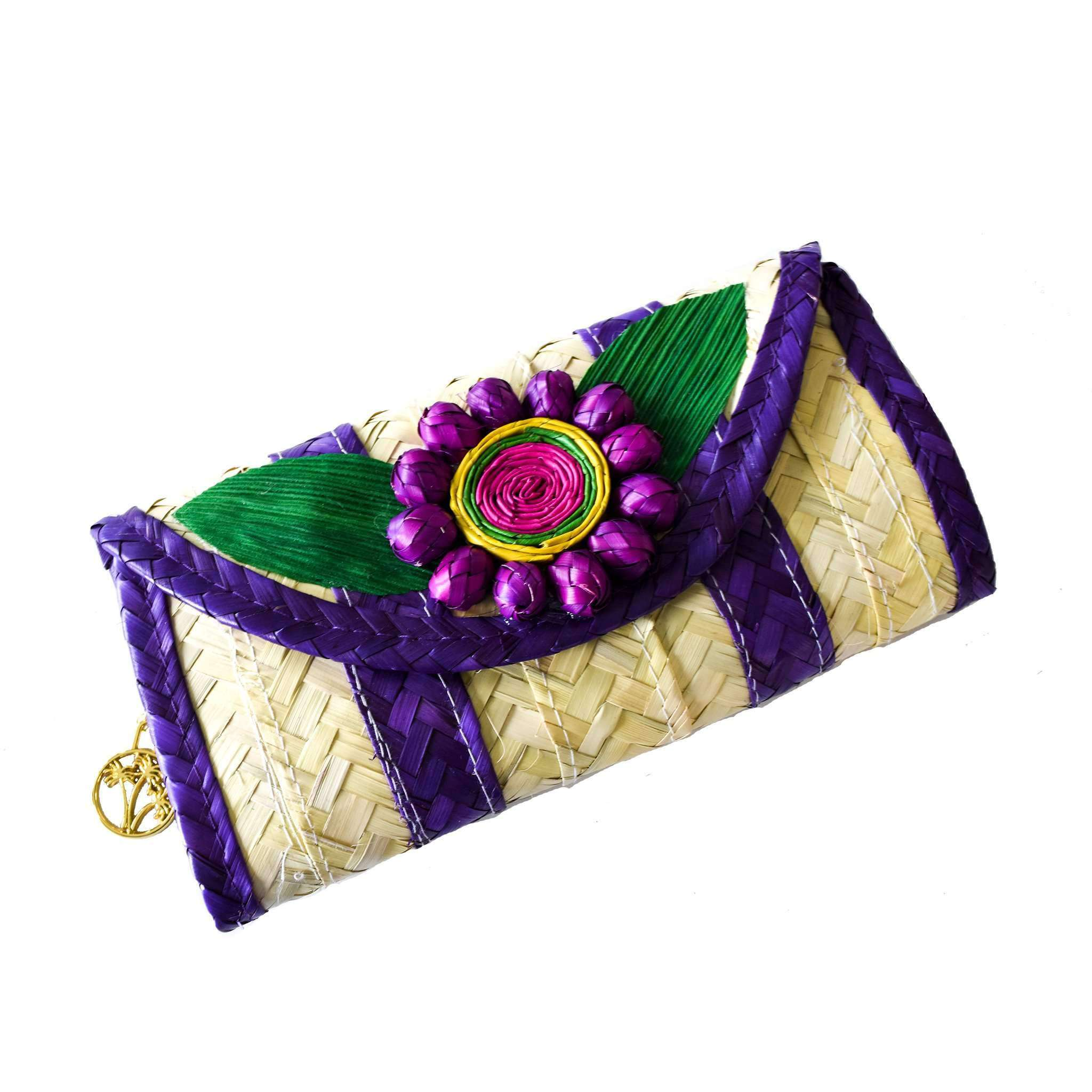 Purple Wallets and Coin Purses