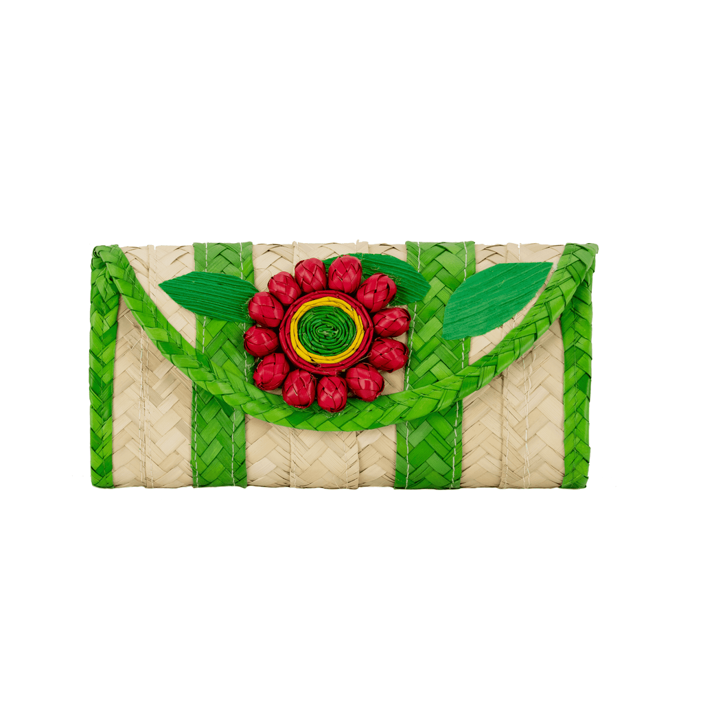 Melissa Wallet in Mistletoe