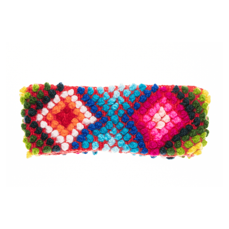 Nazca Earwarmer in Technicolor Mandarin