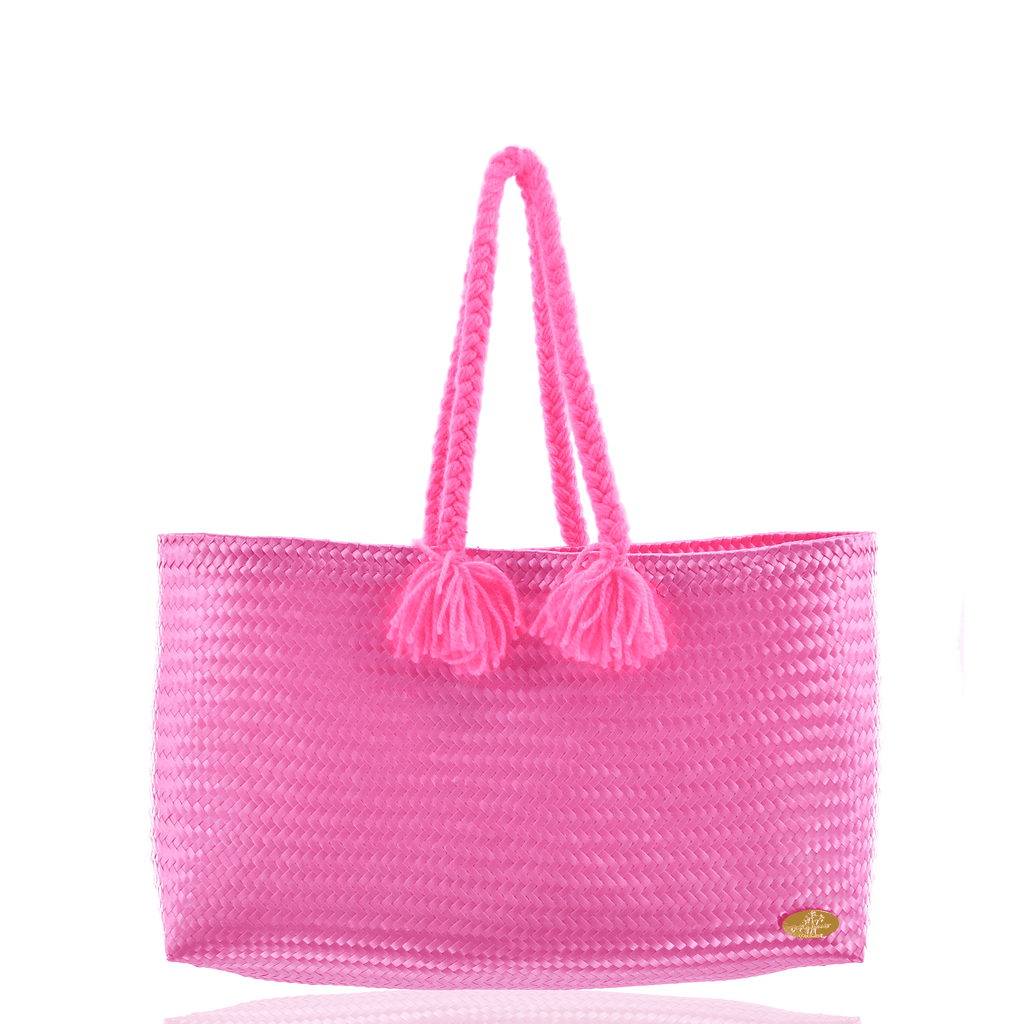 The Nicky Bag in Pink Flamingo