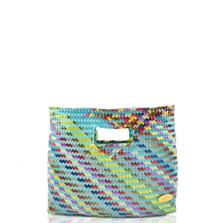 Palma Woven Hand Bag in Caribe - Josephine Alexander Collective