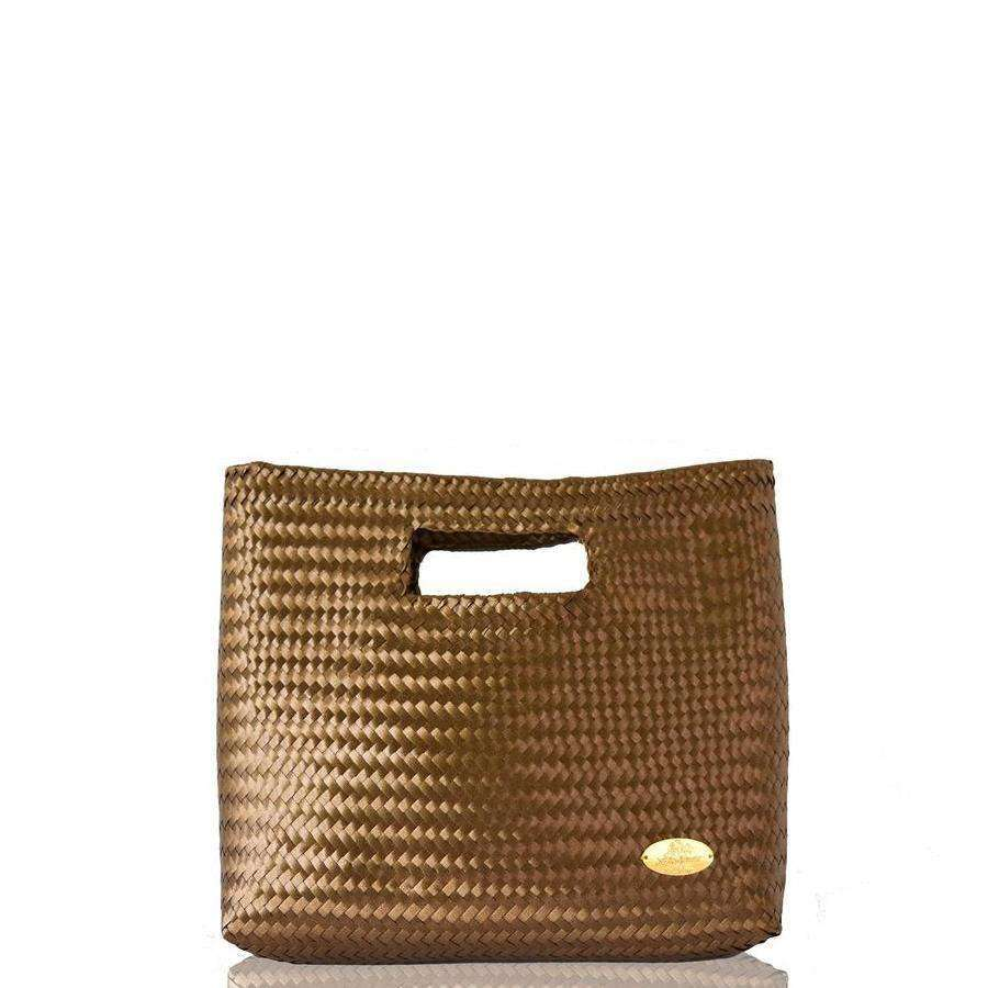 Palma Woven Hand Bag in Cobre - Josephine Alexander Collective