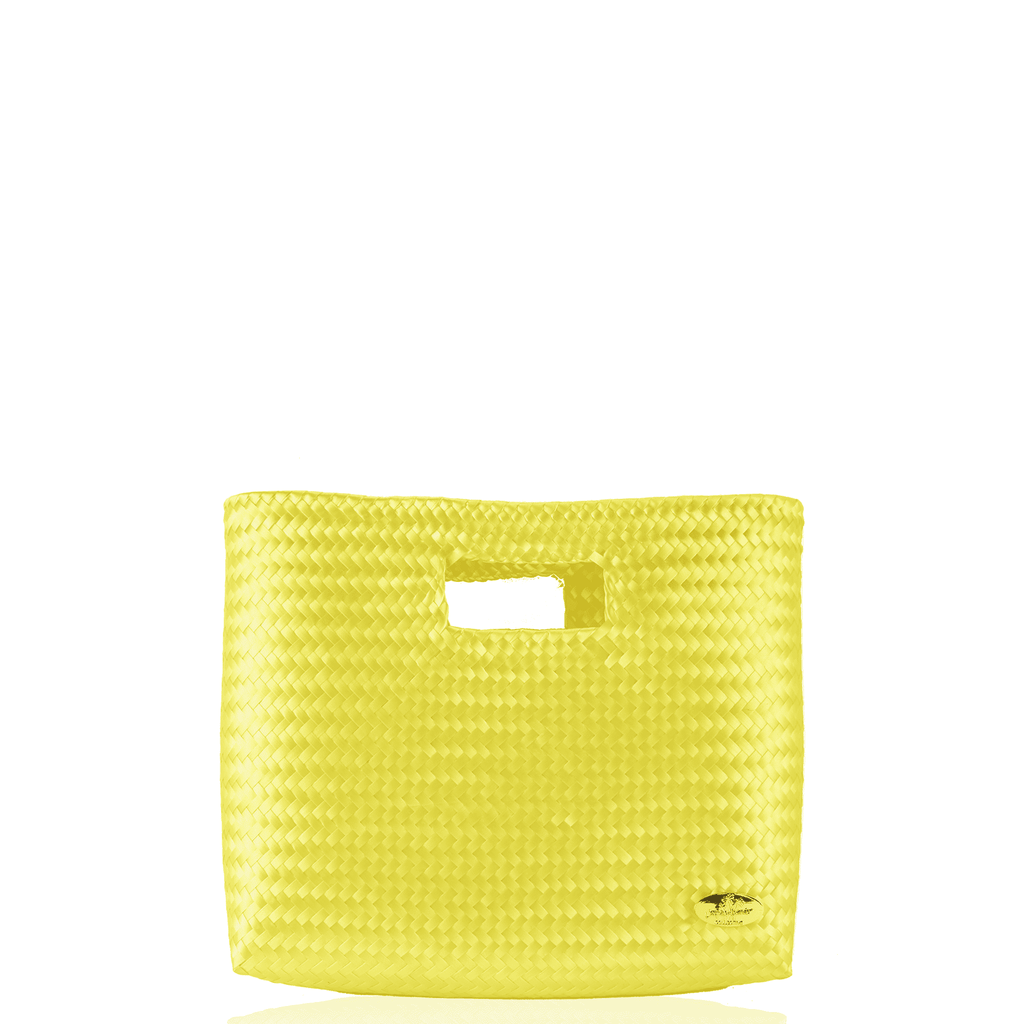 Palma Woven Handbag in Sunshine - Josephine Alexander Collective