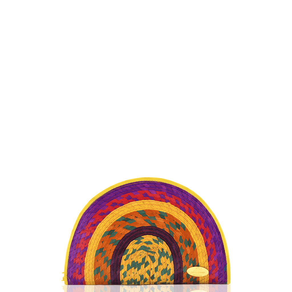 Sevillana Rainbow Clutch # 10