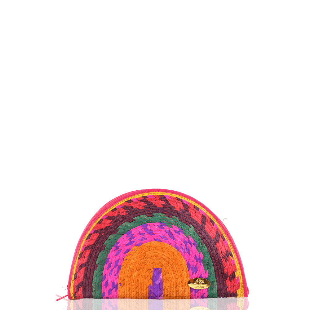 Sevillana Rainbow Clutch # 11