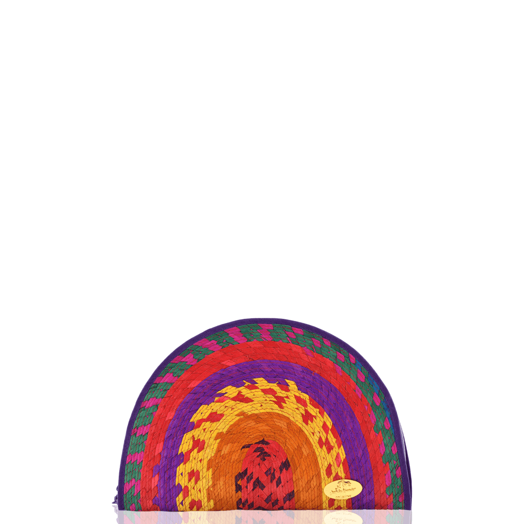 Sevillana Rainbow Clutch # 1