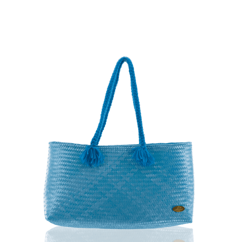 The Nicky Bag in Aqua