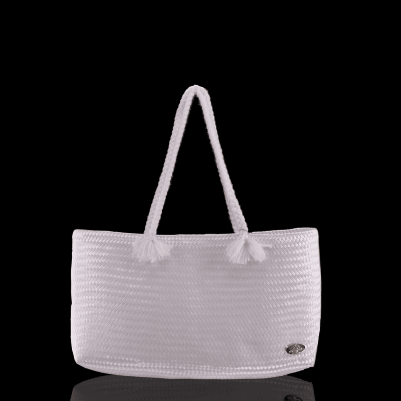 The Nicky Bag in White - Josephine Alexander Collective
