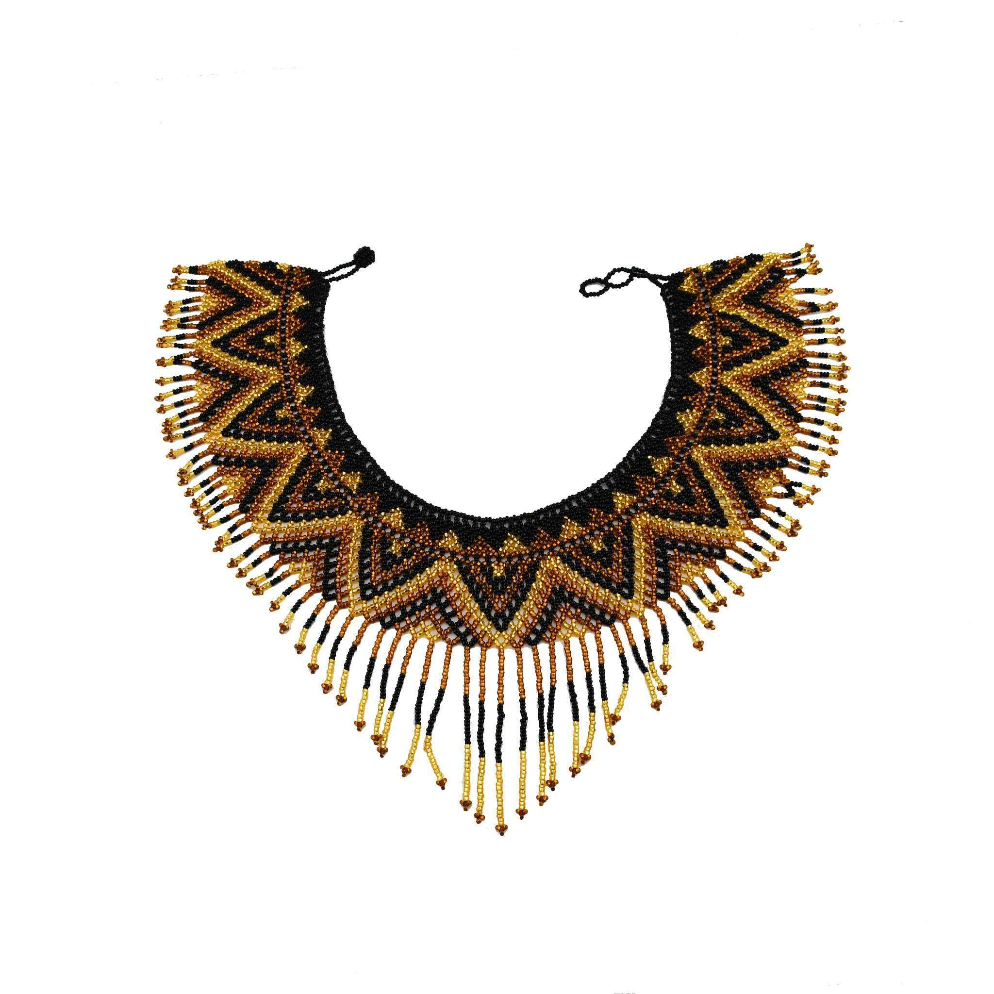 Click to shop all - Beaded Collar Necklaces