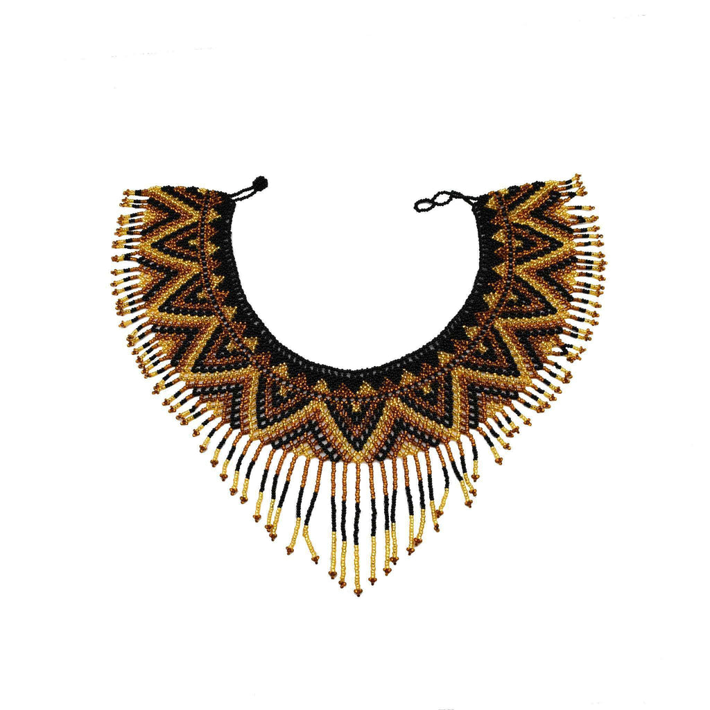 The Collar Necklace - The Aztec