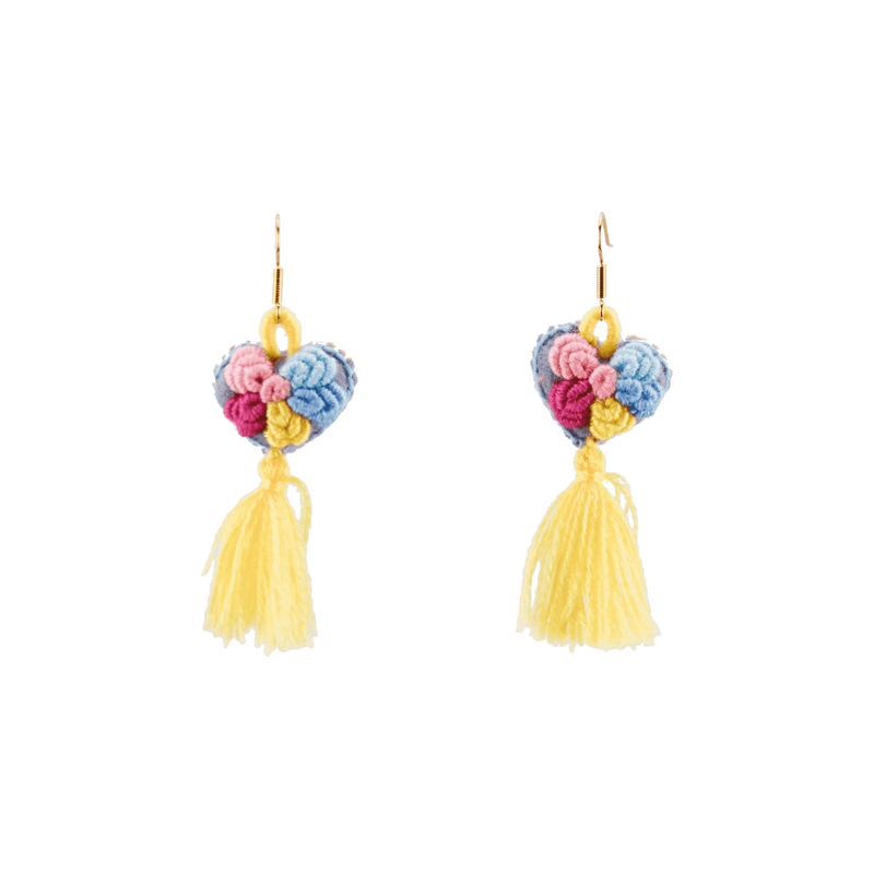 The Love-ly Earrings in Early Spring- Small