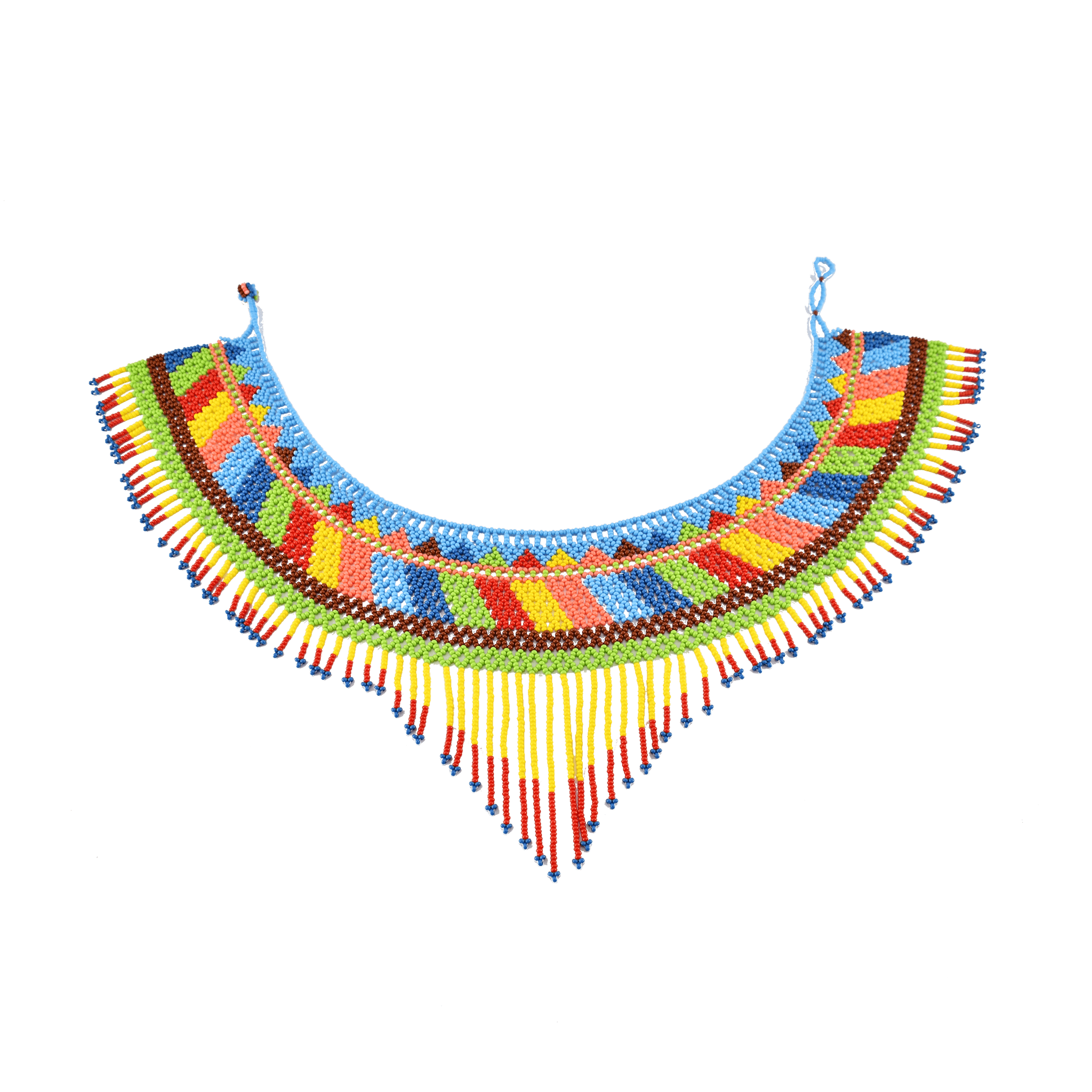 Click to shop all - Rainbow Collar Necklaces