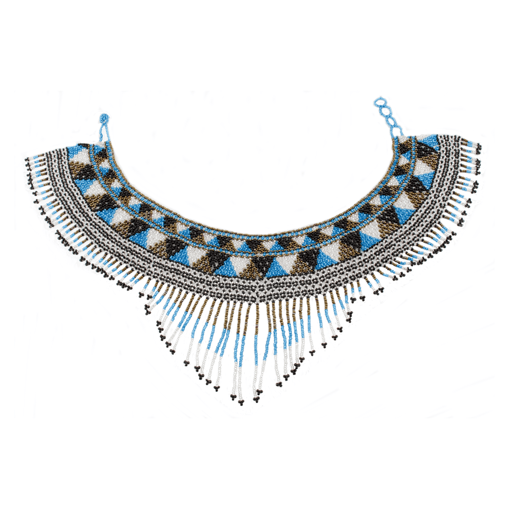The Collar Necklace - Winter - Josephine Alexander Collective