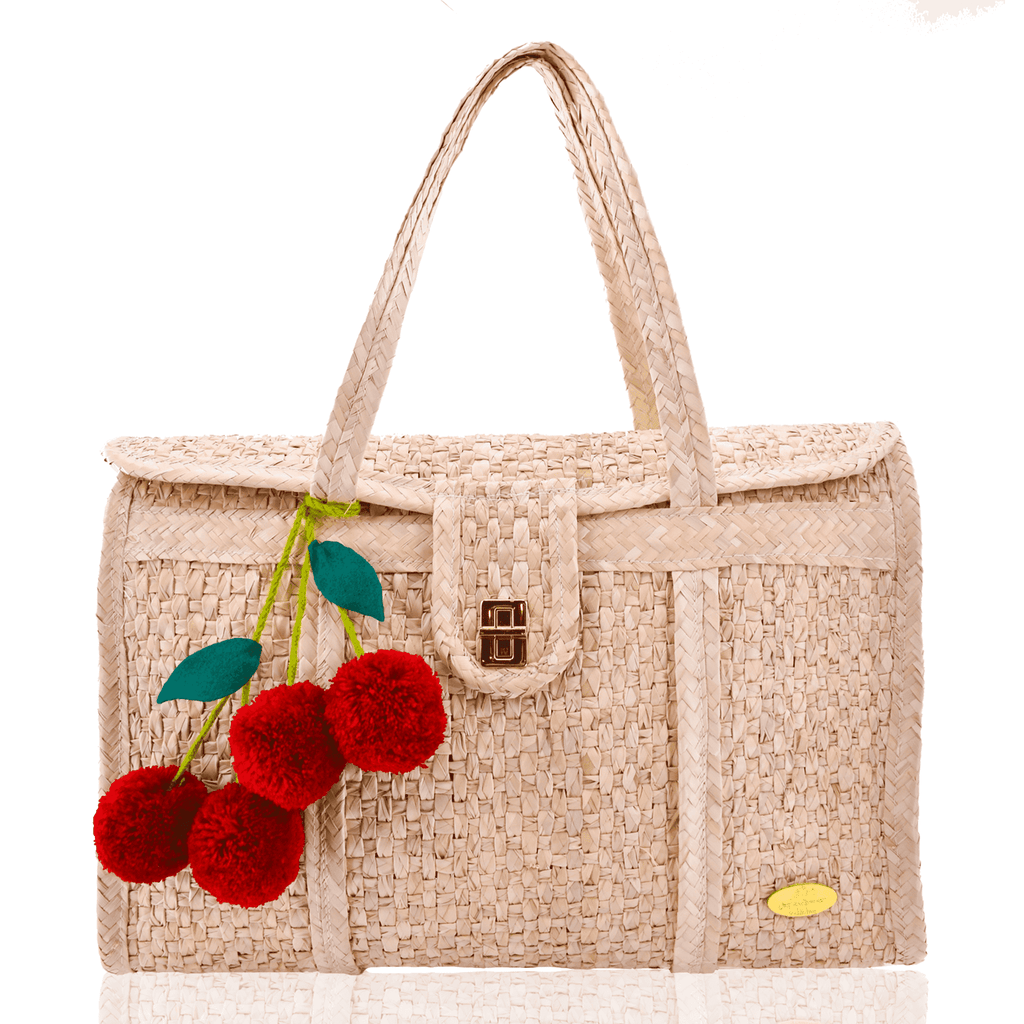 The Weekender Fruitopia Bag