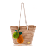 Juicy Marina Straw Bucket Bag - Josephine Alexander Collective