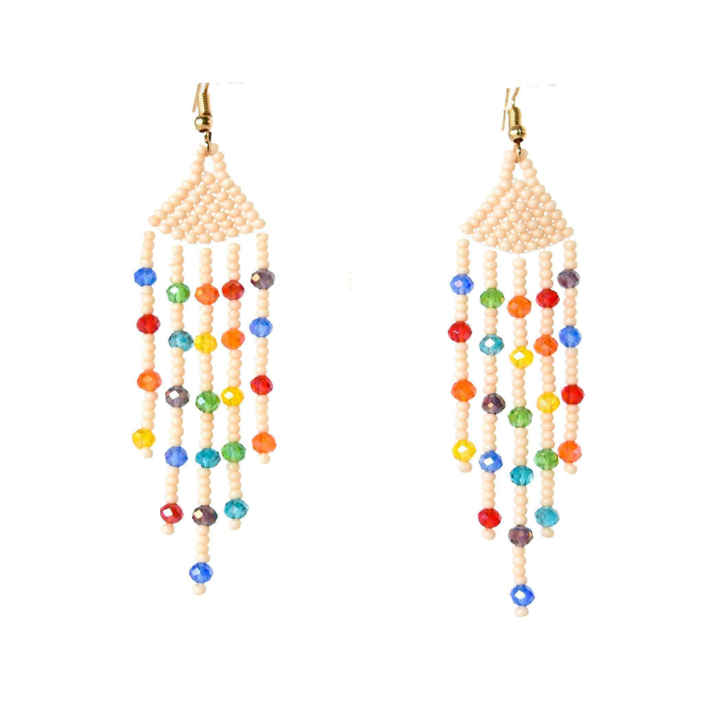 Arracada Earrings in Hard Candy