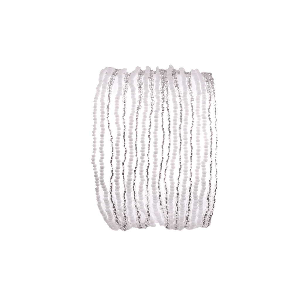 Layered Bracelet in Icy - Josephine Alexander Collective