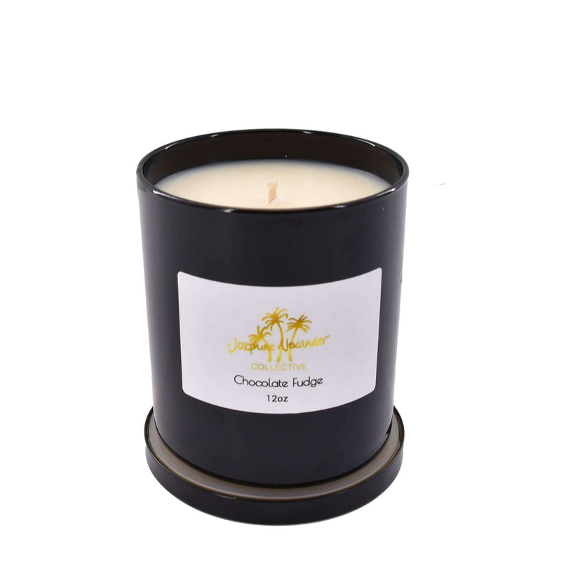 Chocolate Fudge Soy Wax Candle - Josephine Alexander Collective