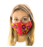 Rosita Mask - Coral - Josephine Alexander Collective
