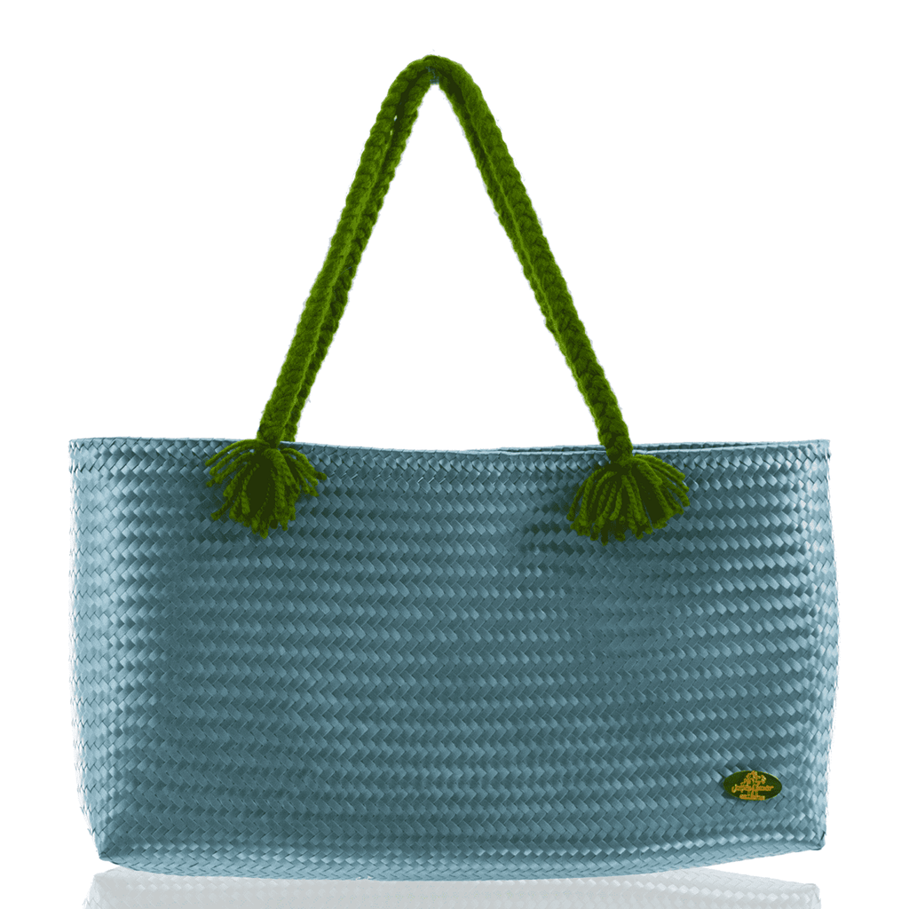 The Nicky Bag in Emerald - Josephine Alexander Collective