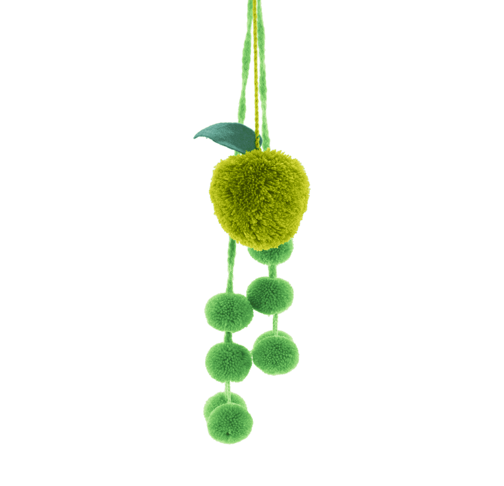 Juicy Poms - Green Apple - Josephine Alexander Collective
