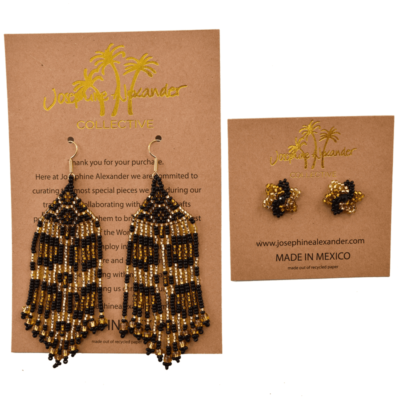 Hanging Earring Set #4 - Josephine Alexander Collective