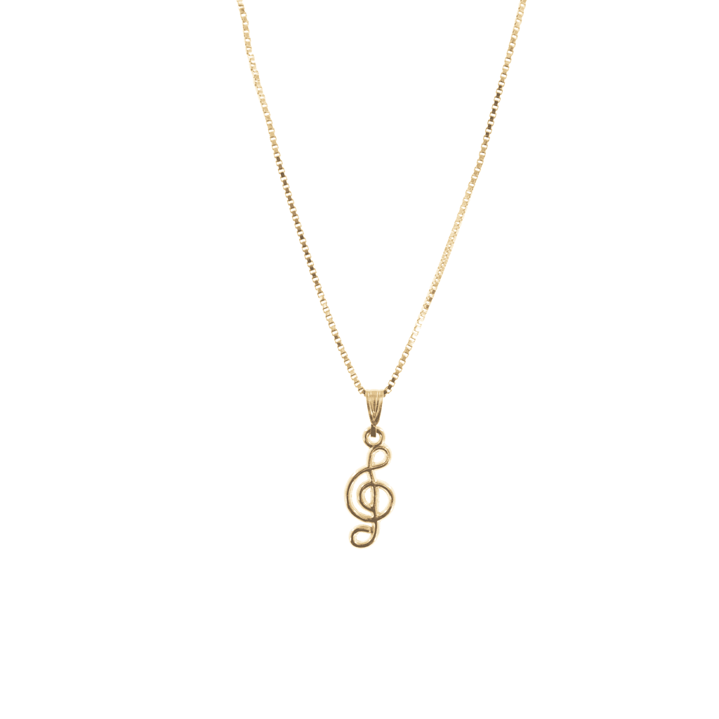 Gold Rhythm Necklace - Josephine Alexander Collective