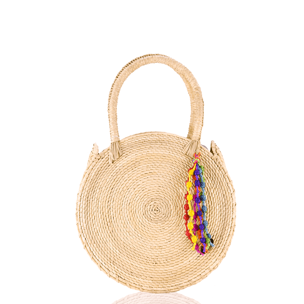 Molly Straw Bag - Josephine Alexander Collective