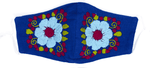 Rosita Mask - Royal Blue - Josephine Alexander Collective