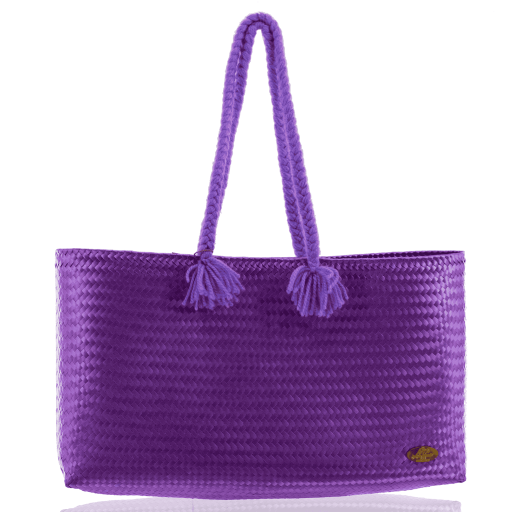 The Nicky Bag in Violet - Josephine Alexander Collective
