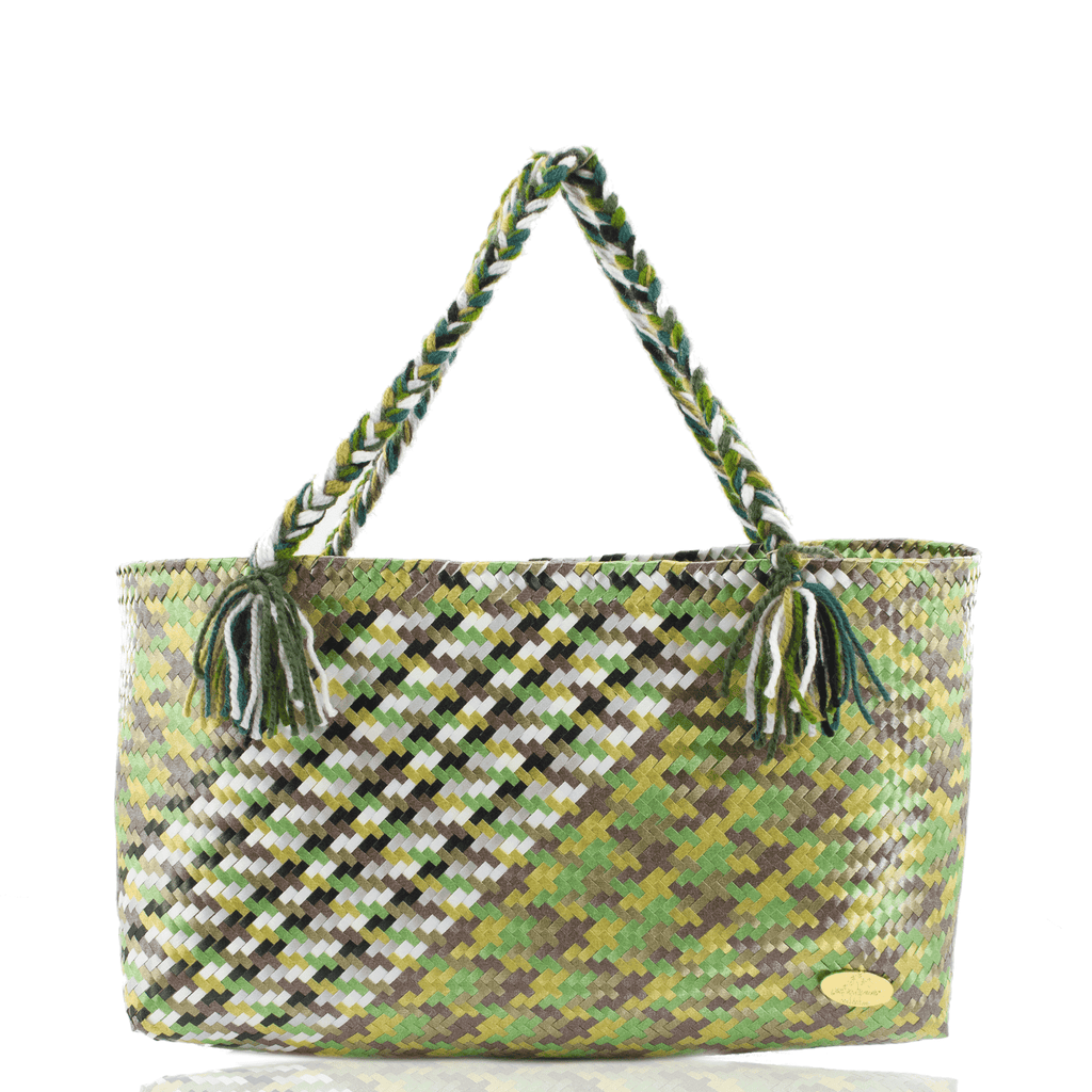 The Nicky Bag in Camo Splash of Zebra - Josephine Alexander Collective