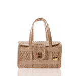 The Weekender Straw Bag - Mini - Josephine Alexander Collective