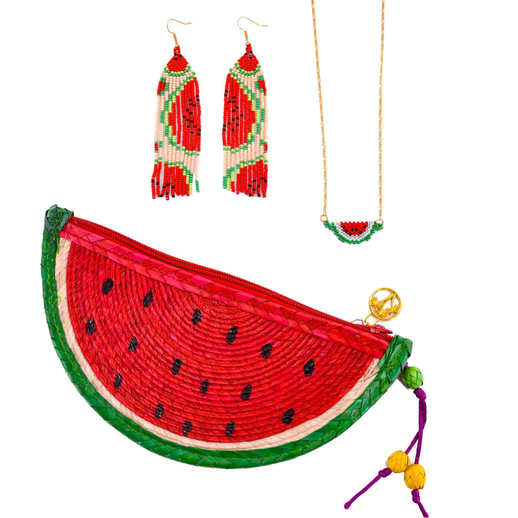 Watermelon Accessories Pack - Josephine Alexander Collective