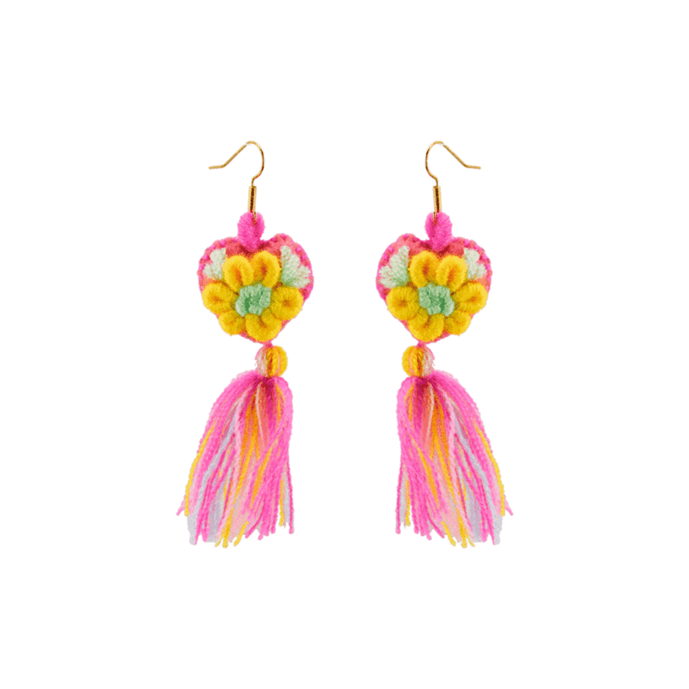 The Love-ly Earrings in Be Mine- Medium