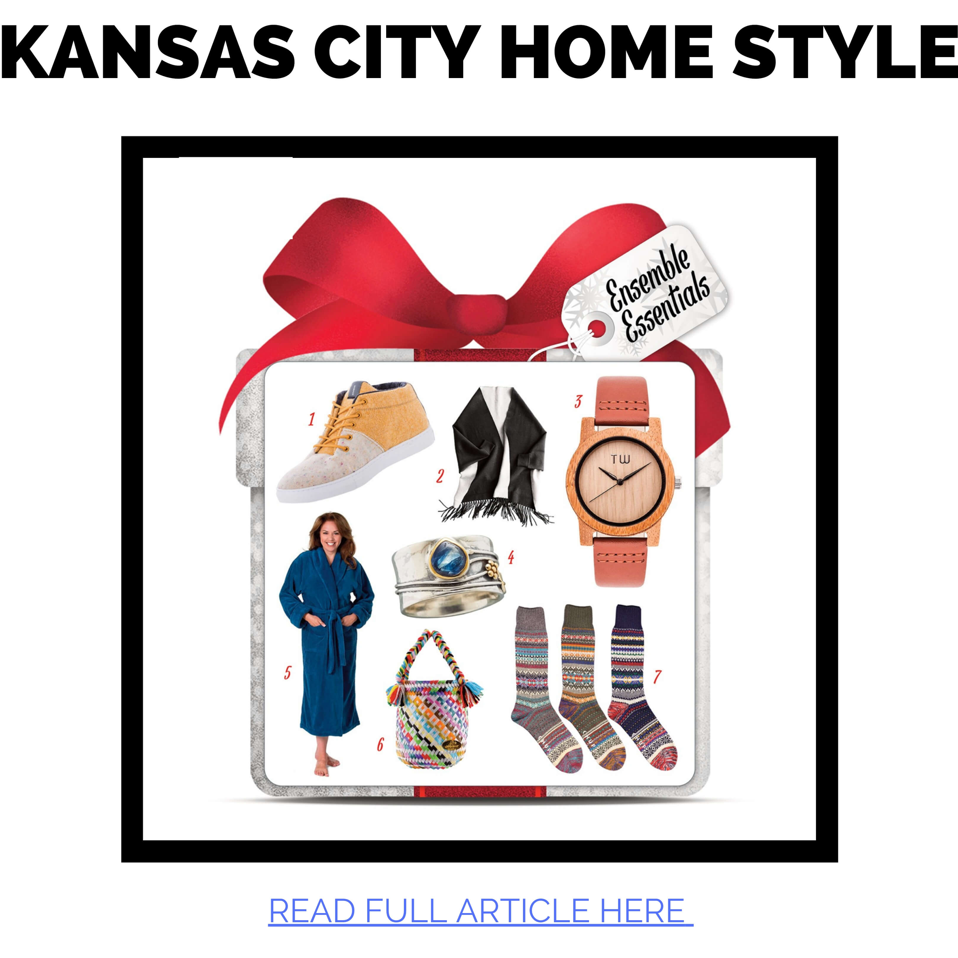 JAC featured in Kansas City Home Style