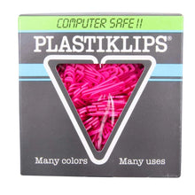 Small Plastiklips-PINK-LP-0240-Qty 6000-6 boxes of 1000