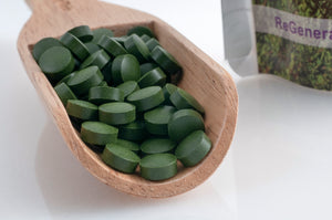 Chlorella Filters
