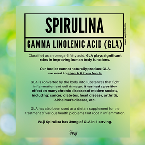Fight Inflammation and Chronic Disease with Spirulina
