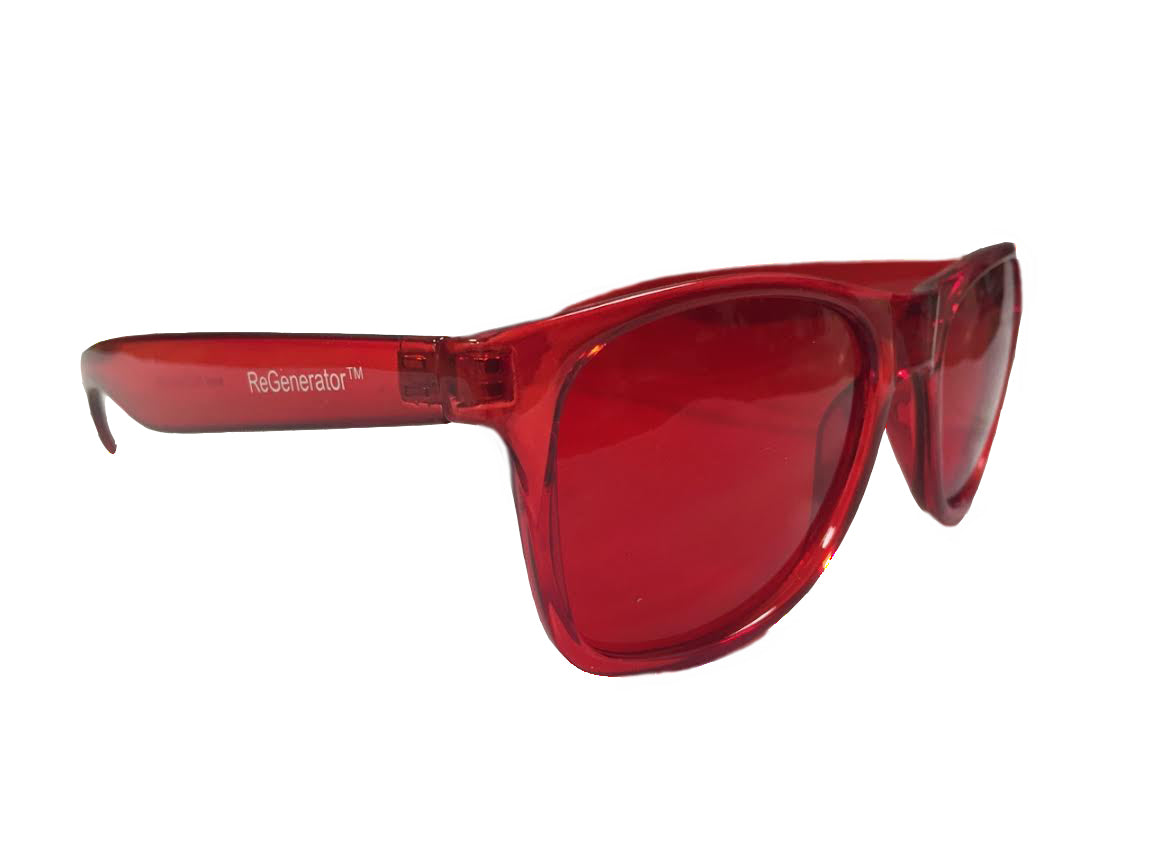 Color Therapy Glasses Wuji Firgrove