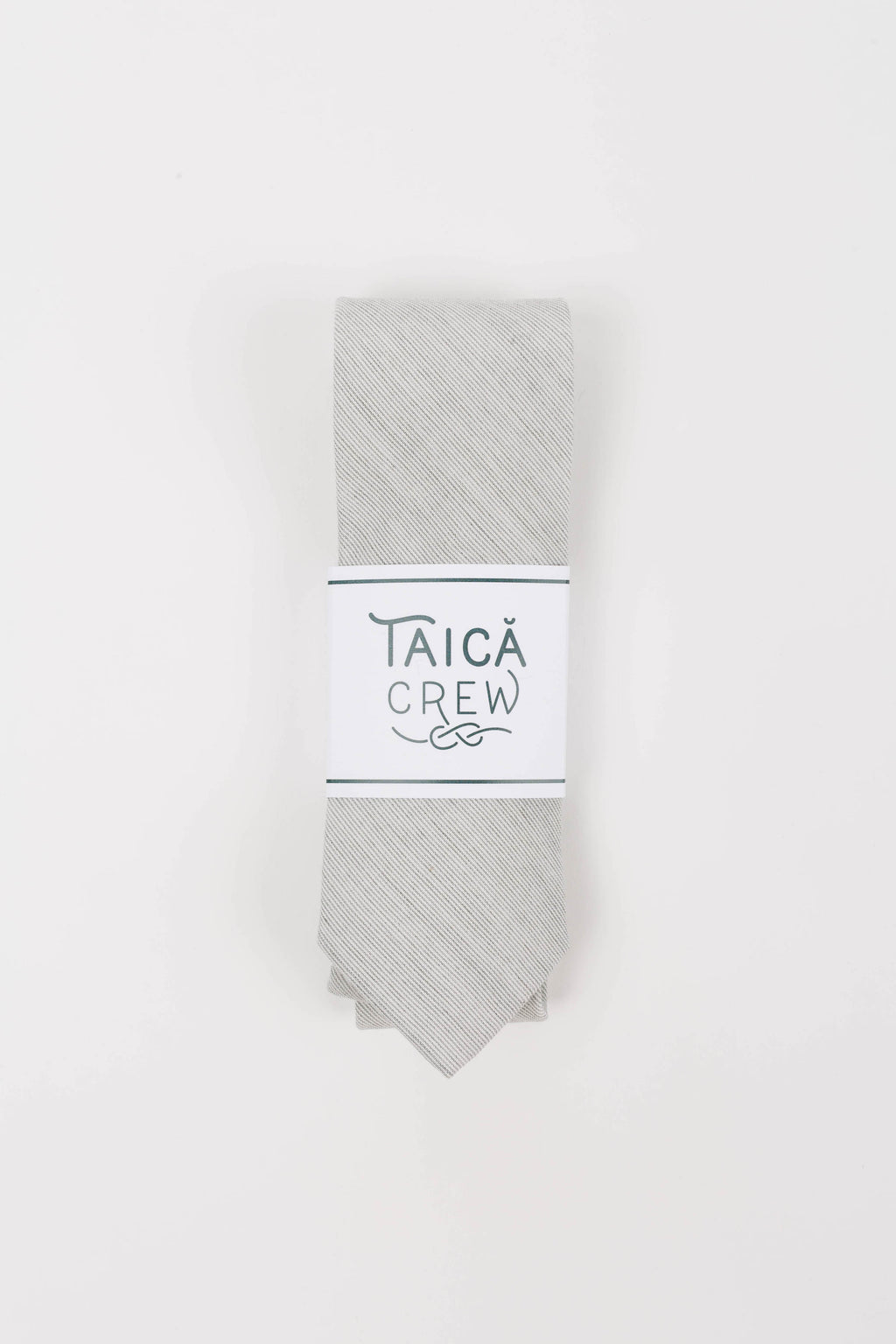 modern grey skinny tie, grey matching wedding accessories, modern grey skinny tie, grey cotton tie 2.5""