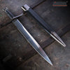 "Image of 14"" Medieval Assassin Dagger with Stainless Steel Blade"