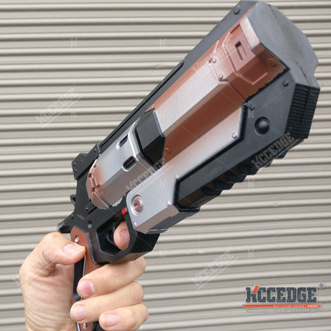 "10"" Video Game Foam gun Cosplay Halloween Xmas Gift"