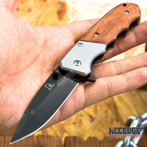 "7"" Mini EDC Knife Stainless Steel Blade Pocket Folding Knife"