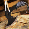 "Image of 11"" COMBAT HUNTING TOMAHAWK THROWING AXE Hunting Zombie Survival Hatchet Tactical Battle AXE"
