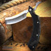 "Image of 10"" BUCKSHOT RAZOR BLADE Stainless Steel Blade Pocket Folding Knife"