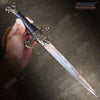 "Image of 16"" Medieval Dragon King Dagger with Stainless Steel Blade"