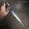 "Image of 16"" Knights Templar Medieval Dagger with Stainless Steel Blade"